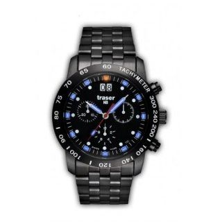 Chrono Big Date Blue mit PVD Armband T4002.357.37.01 Uhren