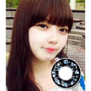 Barbie Girls Color Circle Lens Blue Eye Lovely girl contact lenses