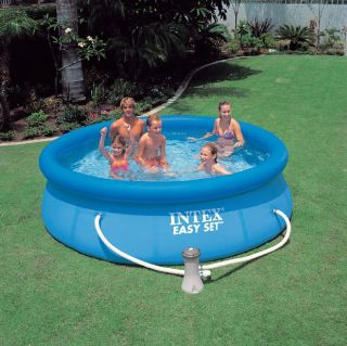Intex Easy Set Quick Up Pool Planschbecken 305 x 76 cm