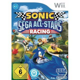 Sonic & SEGA All Stars Racing: Nintendo Wii: Games