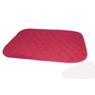 Größe 40 x 50 cm Farbe rot Drogerie & Körperpflege