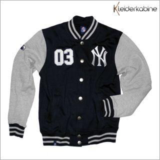 Majestic Athletic New York Yankees Herren Baseball Jacke District