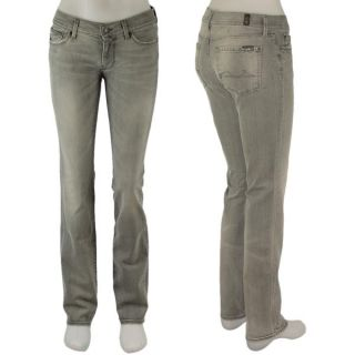Seven For All Mankind Jeans Straight Leg Wash SODA