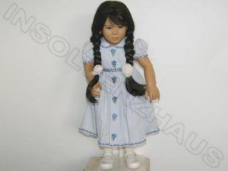 80 cm Annette Himstedt Puppe Kuenstlerpuppe Michiko 1988 89 Doll Dolls