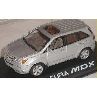 HONDA ACURA MDX SILBER SILVER SUV 1/43 MOTORMAX MOTOR MAX MODELLAUTO