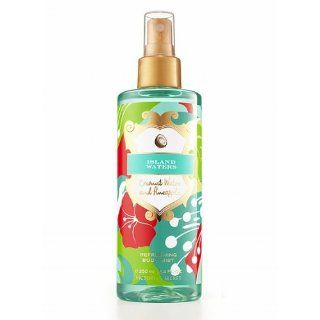 Victorias Secret Garden Collection Island Waters Refreshing Body Mist
