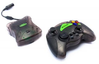 Xbox   Wireless AIR SHOCK Controller / Control Pad [Competion Pro