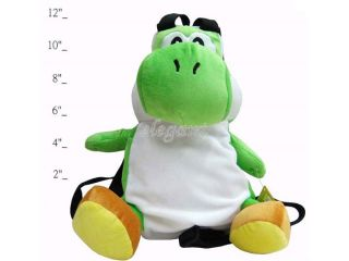 Super Mario Grün Yoshi 13 Plüsch Rucksack Backpack Bag