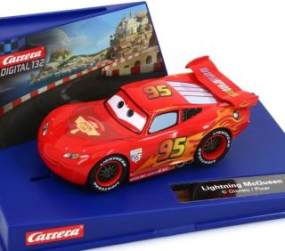 Disney Cars Lightning McQueen Carrera Digital 132 30555