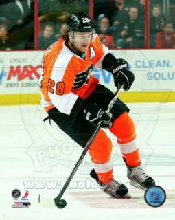 Claude Giroux 2011 12 Action Photo