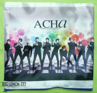 SUPER JUNIOR MR.SIMPLE Cushion Pillow Cover /Pillowcase Satin Q10