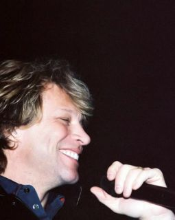 Bon Jovi, Gordy Collins, 2007, Nashville, Tennessee Photo