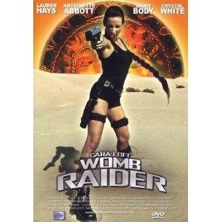 Womb Raider Lauren Hays, Antoinette Abbott, Annie Body