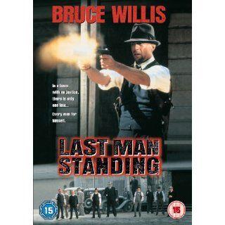 Last Man Standing [DVD] Bruce Willis, Walter Hill Filme