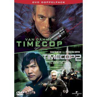 Doppelpack Timecop 1 + 2 [2 DVDs] Jean Claude van Damme