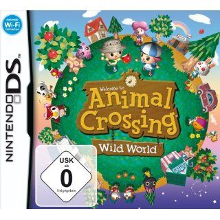 Animal Crossing   Wild World Games