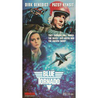 Blue Tornado [VHS] Filme & TV