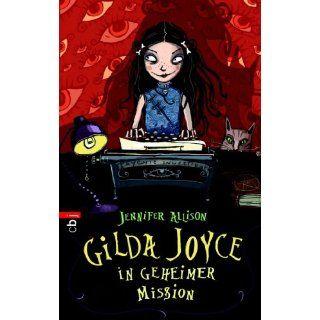 Gilda Joyce in geheimer Mission: Jennifer Allison: Bücher