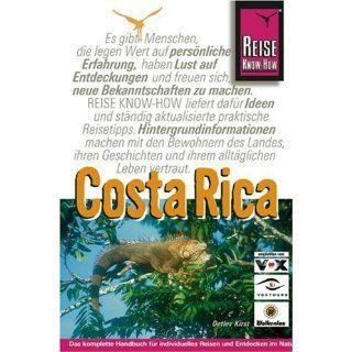 Costa Rica Detlev Kirst Bücher