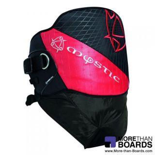 Mystic Star Kite Waist Seat Harness (Sitz  Trapez)   Black/Red (2012