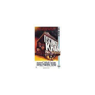 Dschingis Khan [VHS]: Omar Sharif, Stephen Boyd, James Mason, Berkely