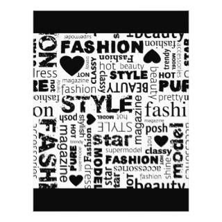 Fashion Designer Flyers, Fashion Designer Flyer Templates and Printing