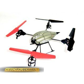 WL Toys V959 2.4 GHz 4 Kanal Quadrocopter mit Kamera Spycam Spionage