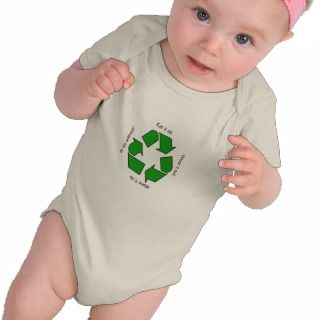 New Recycle Motto Shirts