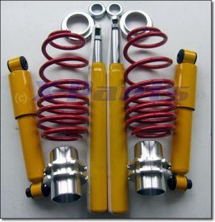 TA Technix Gewindefahrwerk Peugeot 106 + Citroen Saxo