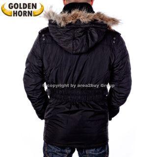 Creenstone mantel schwarz