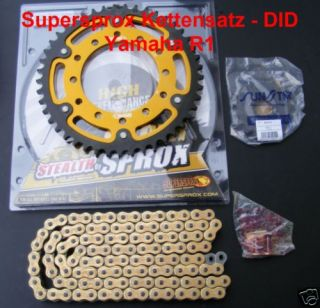 DID Supersprox Kettensatz Yamaha R1, RN01, 16 43 114