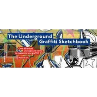 The Underground Graffiti Sketchbook: Alastair Campbell