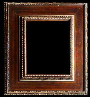 Bilderrahmen Barock Rahmen antik Stil gold ta106 60x90 f
