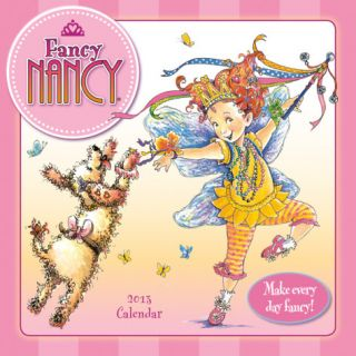 Fancy Nancy™   2013 12 Month Calendar Calendars