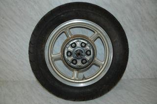 Yamaha Virago XV 1100 Hinterreifen Hinterrad Reifen Rad Felge hinten