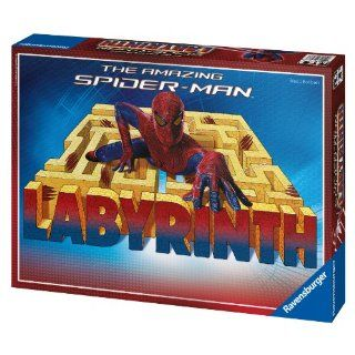 Ravensburger 26578   The Amazing Spider Man Labyrinth Strategiespiel