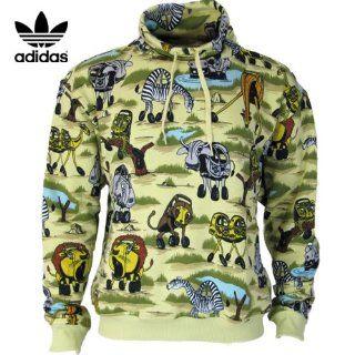 Jeremy Scott Adidas Originals Herren Safari Pullover Sport