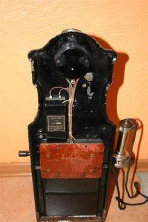 Original Ericsson Telefon Wandtelefon Stockholm Schweden
