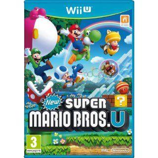 New Super Mario Bros. U [IT Import] Games