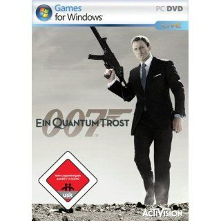 James Bond   Ein Quantum Trost: Pc: Games