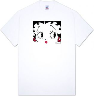 Betty Boop   Close Up T shirts
