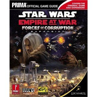 Star Wars Empire at War Forces of Corruption Prima Official Game