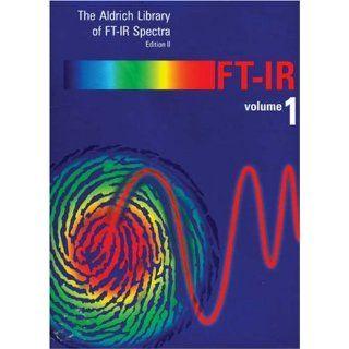 Aldrich Library of FT IR Spectra, 3 Volume Set Charles J