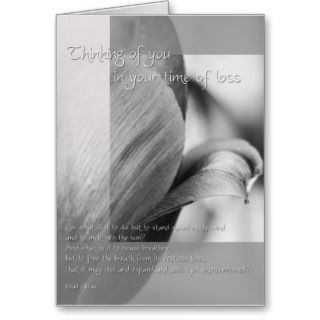 Cards, Note Cards and In Loving Memory Greeting Card Templates