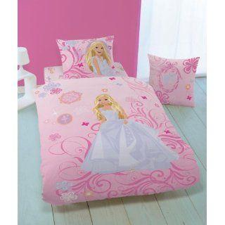 Grand Bal 135 x 200 mit 80 x 80 cm, rosa Küche & Haushalt