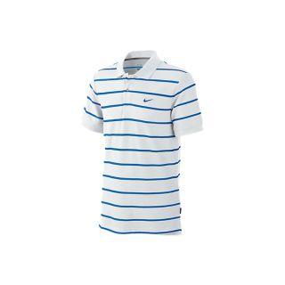 AD Club Pique Thin Stripe Herren Polo Shirt (449407 139) Gr. L