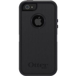 Otterbox Defender Case für Apple iPhone 5 schwarz: