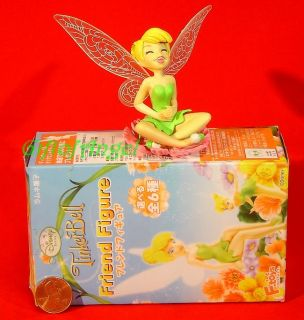 DISNEY FAIRIES F TOYS TINKERBELL Figur Statue Spielzeug Standmodell