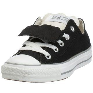 Converse, 1X082, CT AS DOUBLE TONGUE , Black, schwarz: