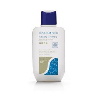 Dead Sea Spa Magik Mineral Shampoo 330ml Drogerie